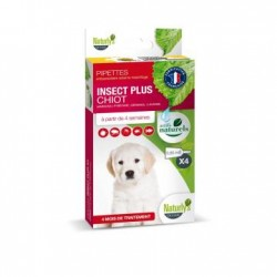 PIPETTE CHIOT 4x0.85ml