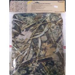 Filet de Camouflage en Mesh Plein 3D Roseau