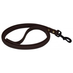Laisse Chien Cano Concept By Browning Super Grip Biothane Marron