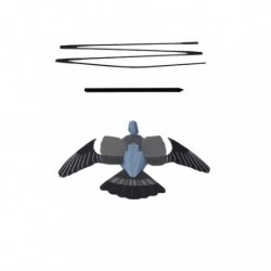 Flying Pigeon Decoys