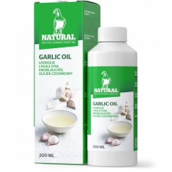 Natural Huile d'ail 450 ml